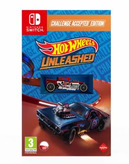 Hot Wheels Unleashed Challenge Accepted Edition PL (NSW)
