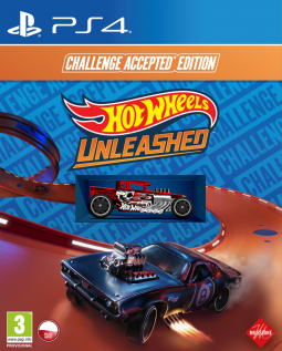 Hot Wheels Unleashed Challenge Accepted Edition PL (PS4)