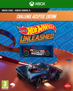 Hot Wheels Unleashed Challenge Accepted Edition PL (XONE)