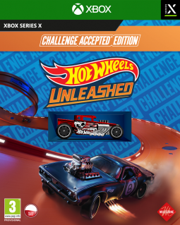 Hot Wheels Unleashed Challenge Accepted Edition PL (XSX)