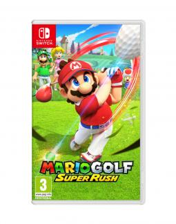 Mario Golf Super Rush (NSW)