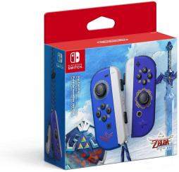 Nintendo Switch Joy-Con - Para Hylian Shield and Master Sword (The Legend of Zelda Skyward Sword HD)