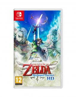 The Legend of Zelda Skyward Sword HD (NSW)