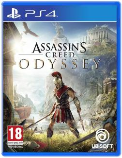 Assassin's Creed Odyssey PL (PS4)