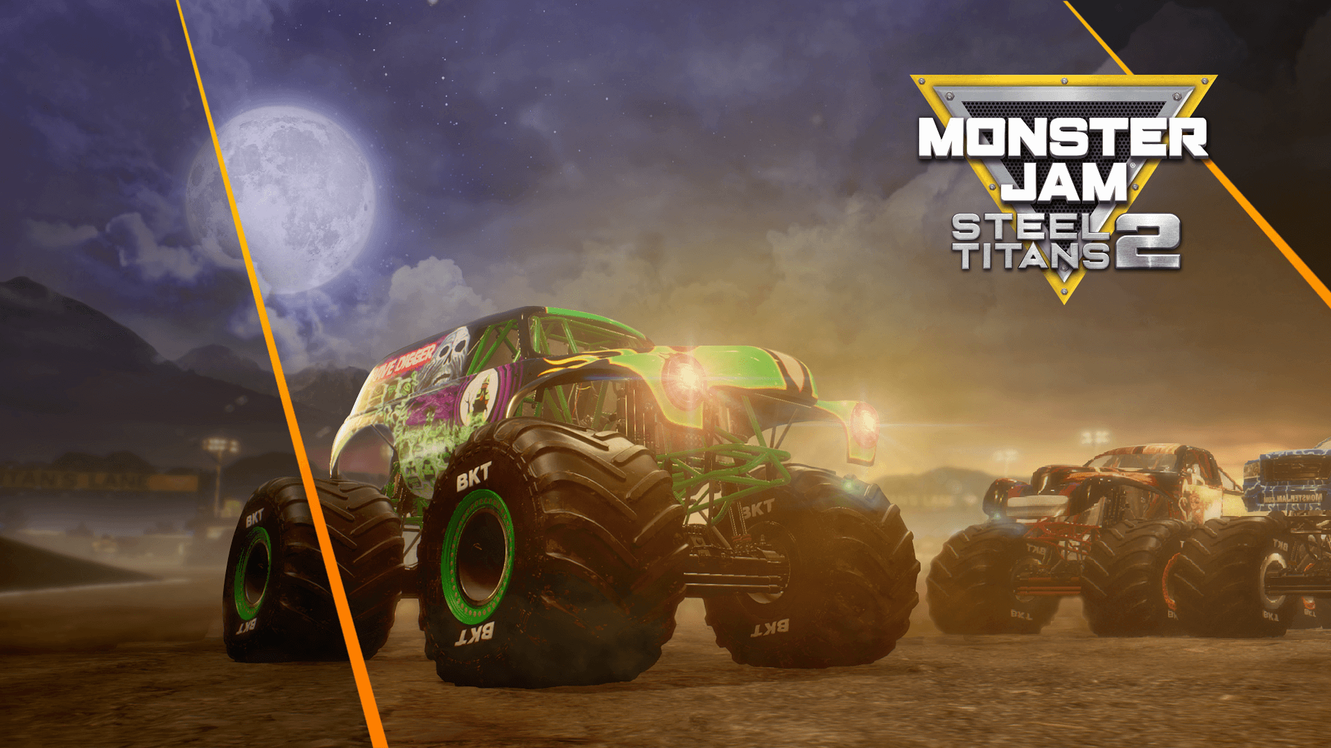 Monster Jam Steel Titans 2 | Recenzja