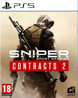 Sniper Ghost Warrior Contracts 2 PL (PS5) + BONUS