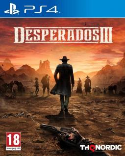 Desperados 3 PL (PS4)