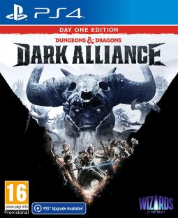 Dungeons & Dragons: Dark Alliance Steelbook Edition (PS4)