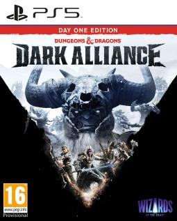 Dungeons & Dragons: Dark Alliance Day One Edition (PS5)