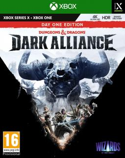 Dungeons & Dragons: Dark Alliance Steelbook Edition (XONE/XSX)