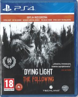 Dying Light: The Following PL (PS4)
