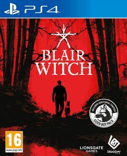 Blair Witch PL (PS4)