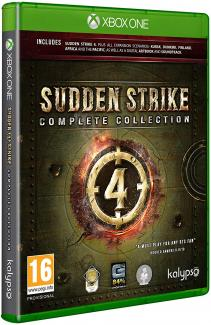 Sudden Strike 4: Complete Collection PL (XONE)