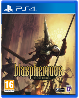 Blasphemous Deluxe Edition (PS4)
