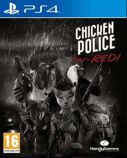 Chicken Police: Paint it Red (PS4)