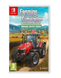 Farming Simulator Nintendo Switch Edition (NSW)