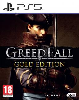 GreedFall Gold Edition PL (PS5)