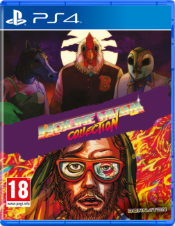 Hotline Miami Collection (PS4)