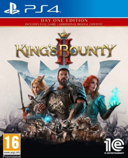 King's Bounty II Day One Edition PL (PS4)