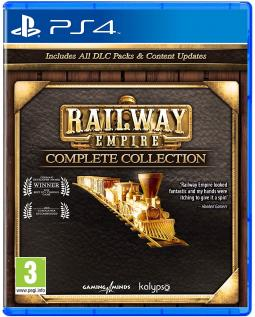 Railway Empire Complete Collection (PS4)