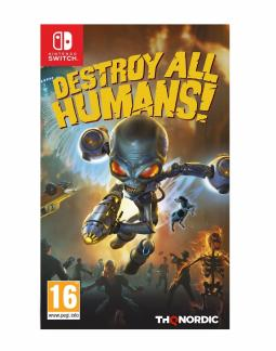 Destroy All Humans! PL (NSW)