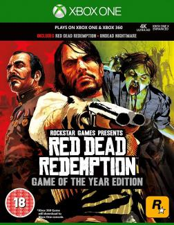 Red Dead Redemption Game of the Year Edition  (X360/XONE)
