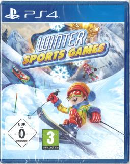 Winters Sports Games (PS4)