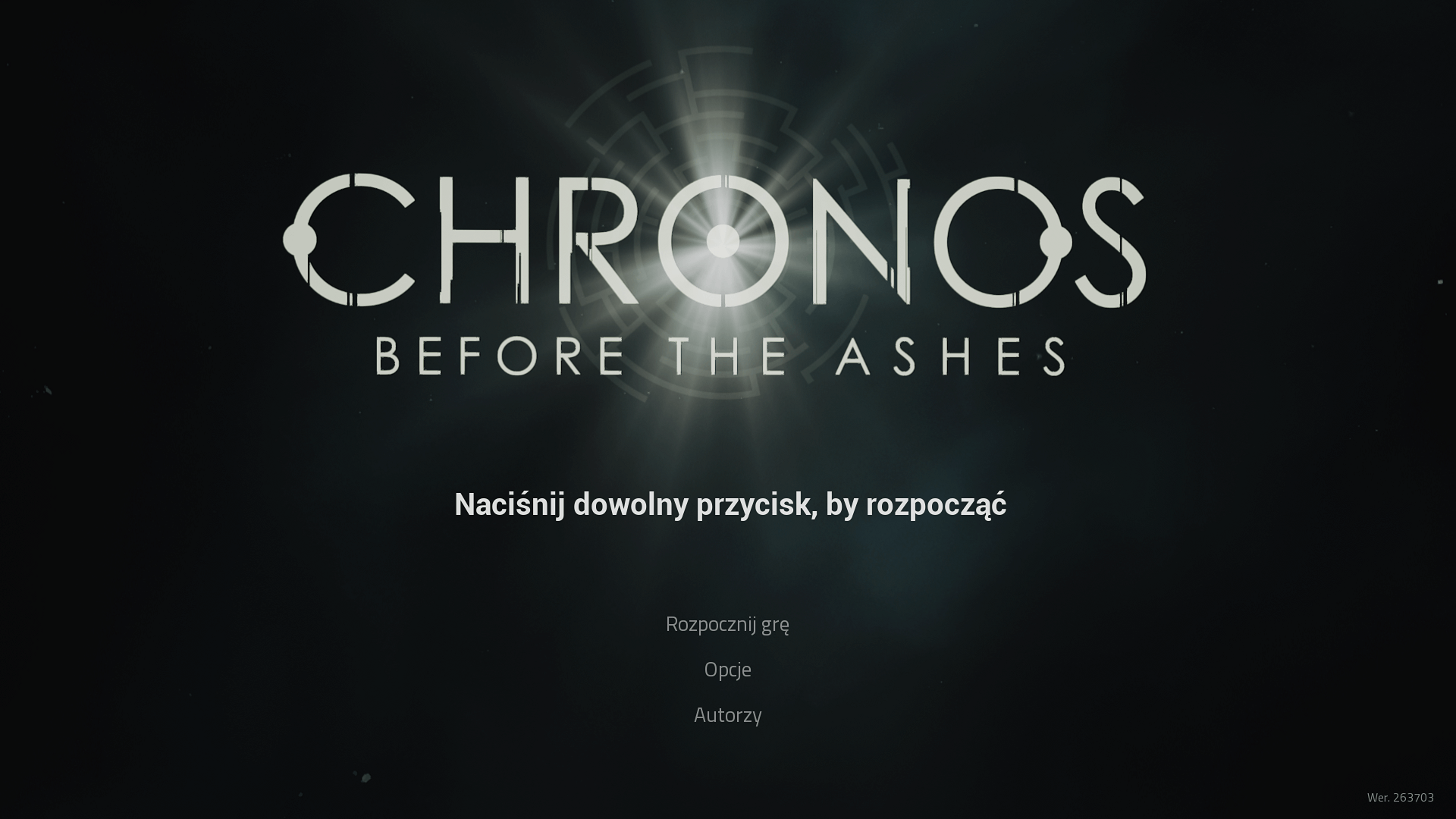 Chronos: Before the Ashes | Recenzja