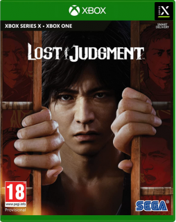 Lost Judgment (XONE / XSX)