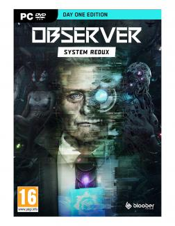 Observer System Redux Day One Edition PL (PC)