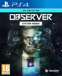 Observer System Redux Day One Edition PL (PS4)