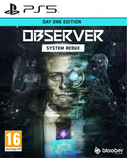Observer System Redux Day One Edition PL (PS5)